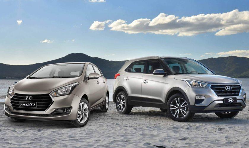 Promoção da Hyundai sorteará um Creta, quatro HB20 e entradas para cinema